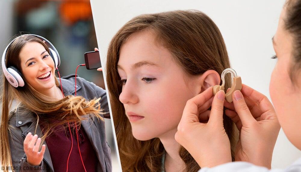 ¿Cómo tratar la pérdida auditiva en los adolescentes?