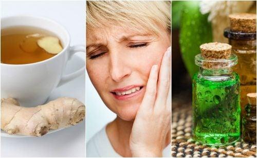 Quitar dolor sensibilidad dental