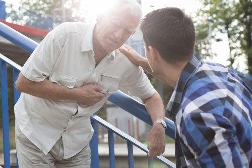 Consejos para actuar en el trabajo ante una emergencia cardíaca