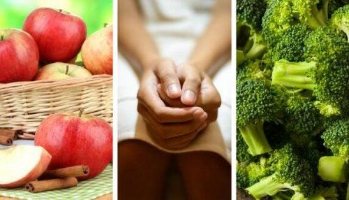 Alimentos que puedes comer cuando tienes hemorroides