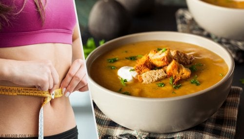 Dieta de sopa quema grasa funciona