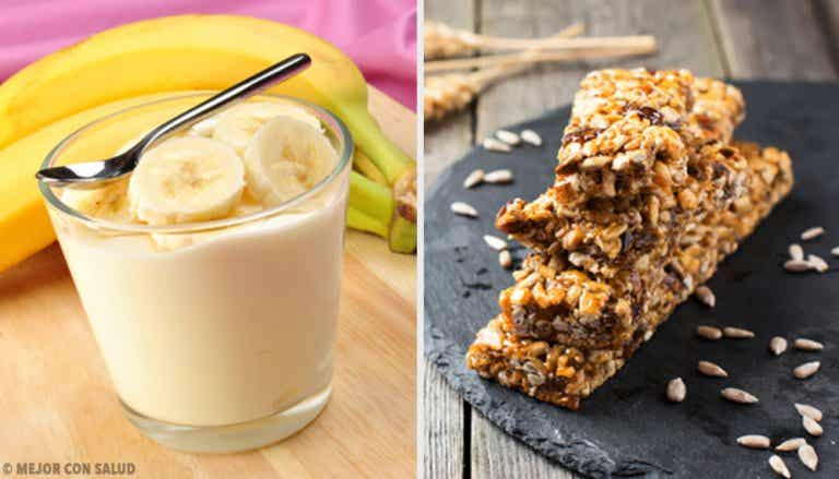 Diez desayunos que te ayudarán a estar en forma