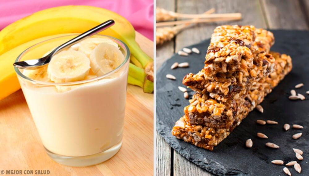 Diez desayunos que te harán estar en forma