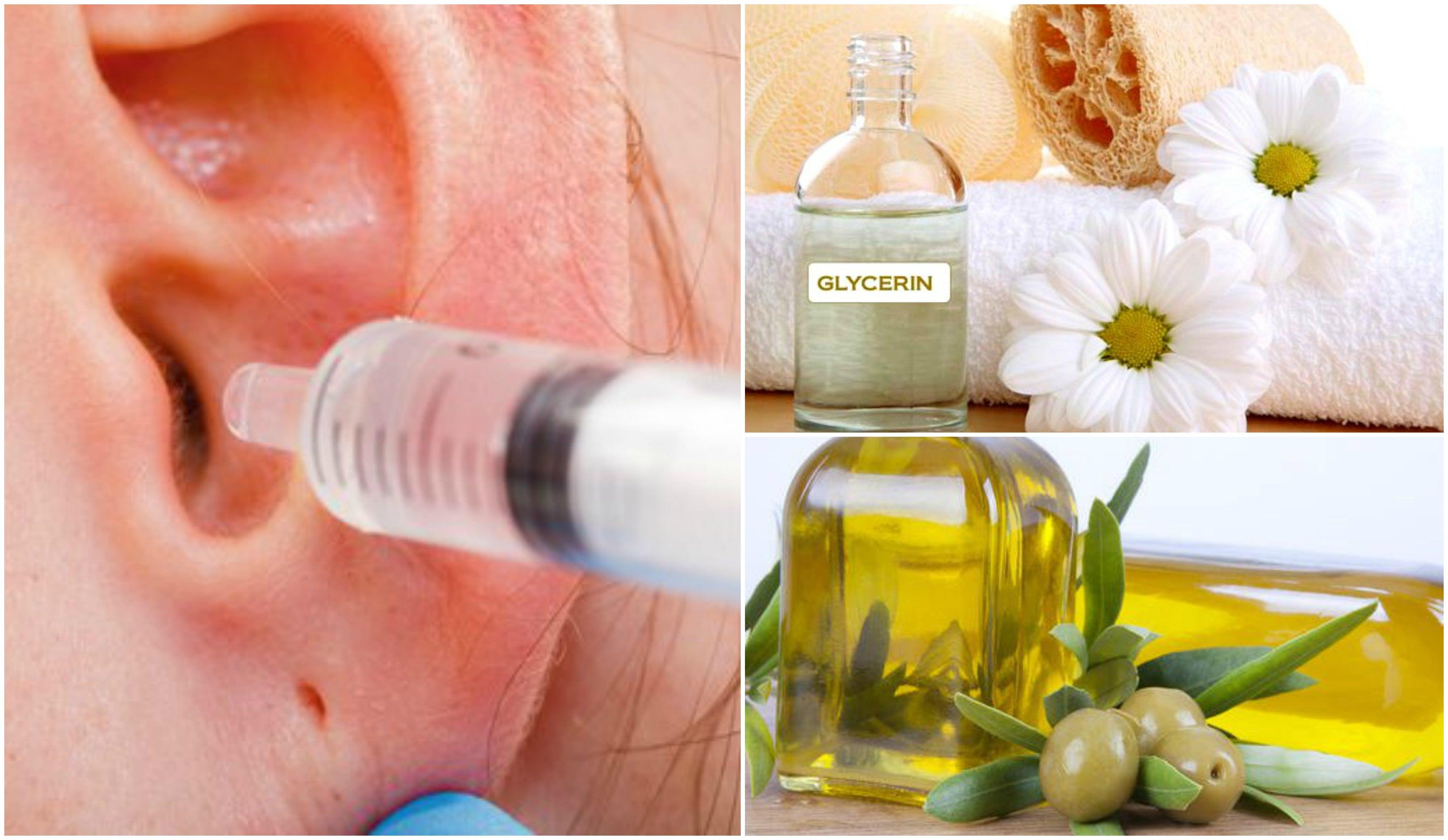 Elimina la cera de los oídos con estas 6 soluciones naturales
