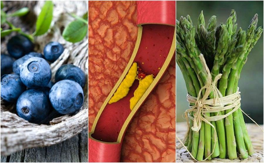 Evita la obstrucción arterial incrementando el consumo de estos 7 alimentos