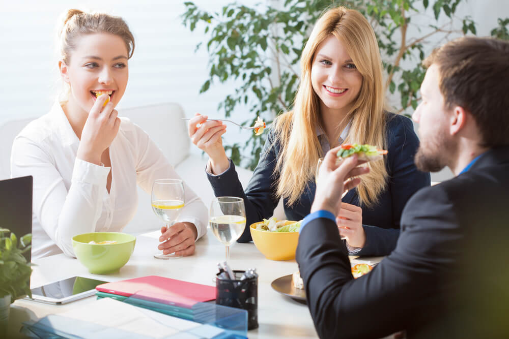 Haz pausas para disfrutar en el trabajo