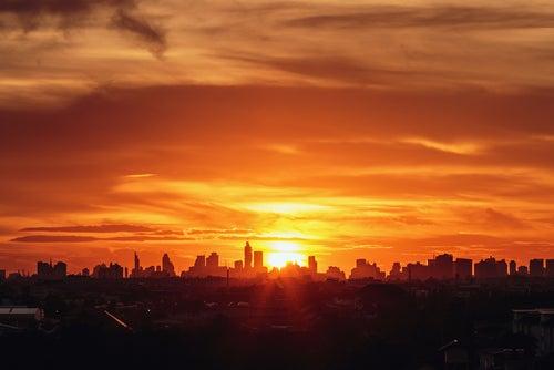 La protección del sol en la ciudad