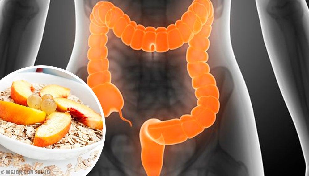 Lo que debes comer si tienes colon irritable