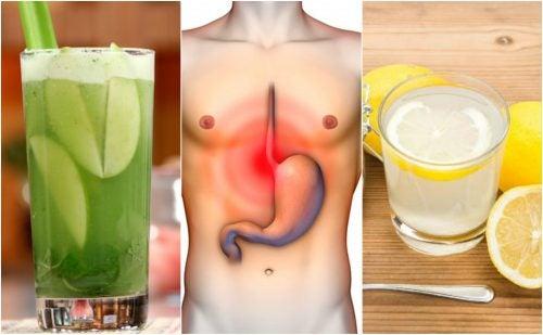 Que medicamento tomar para la acidez estomacal