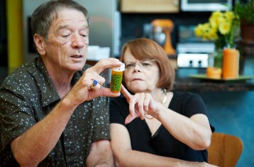 Las lesiones en la cabeza: sospechosas habituales de la demencia senil