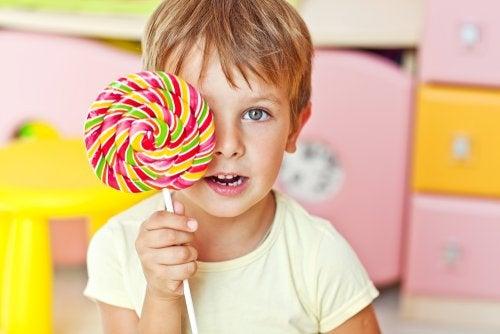 Niños y obesidad infantil
