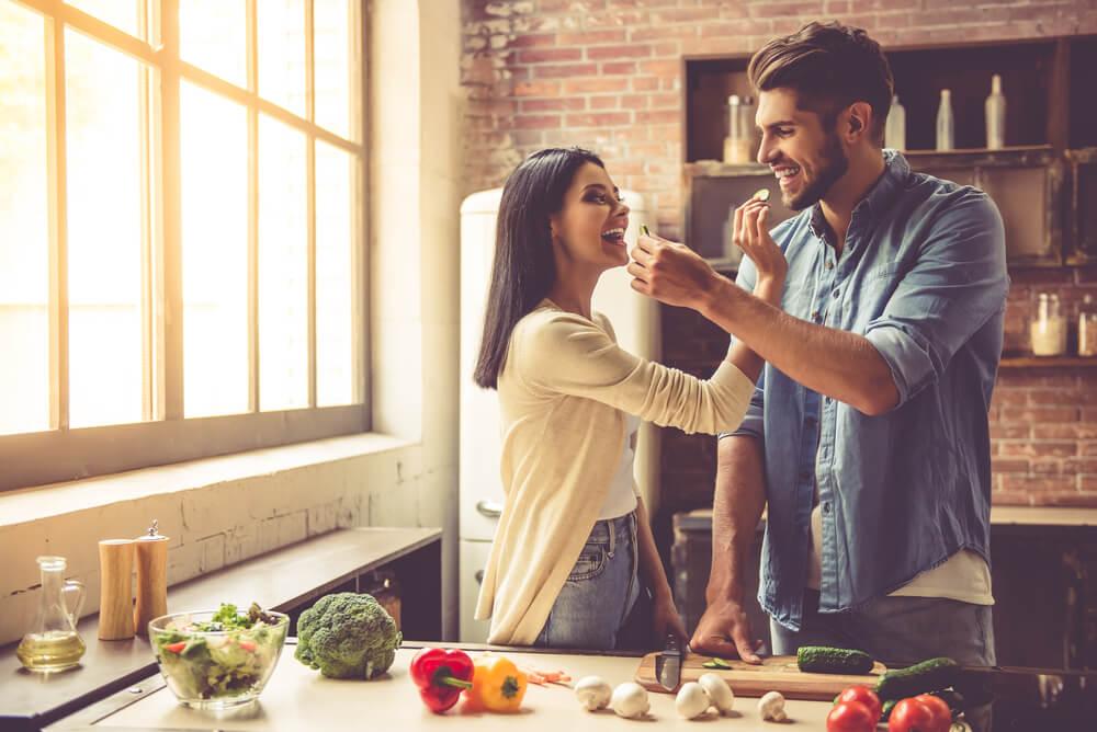 contagio de bacterias entre parejas