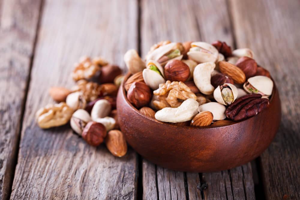 Por qué comer frutos secos