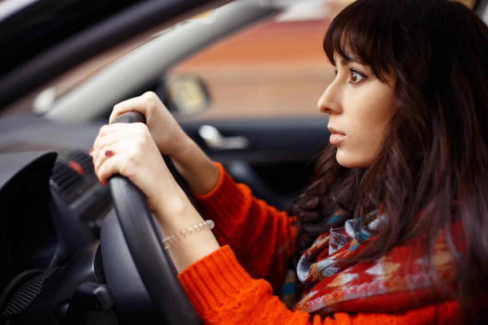 Contraindicación de conducir habiendo consumido loto azul.