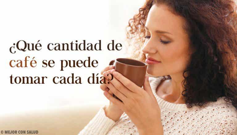 ¿Qué cantidad de café se puede tomar cada día?