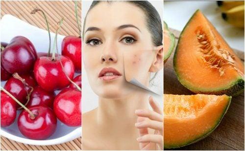 ¿Quieres tener tu piel libre de impurezas? Incluye estos 6 alimentos en tu dieta