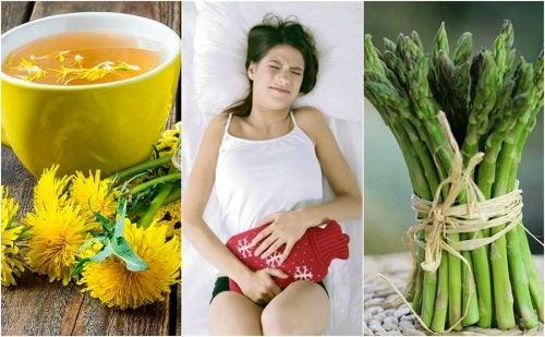 Reduce los síntomas del síndrome premenstrual con estos 6 remedios naturales