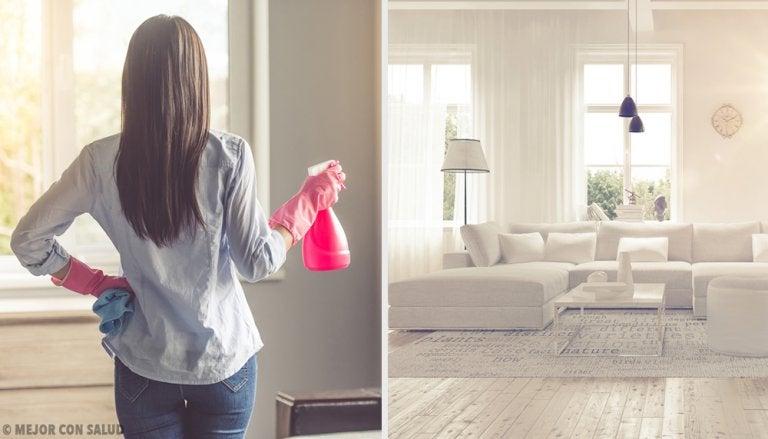 Trucos para que tu hogar huela siempre bien