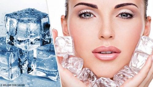 Usos alternativos de los cubos de hielo