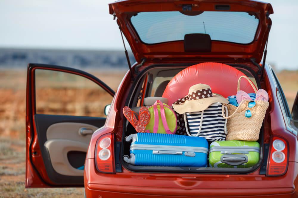 Vacaciones en coche