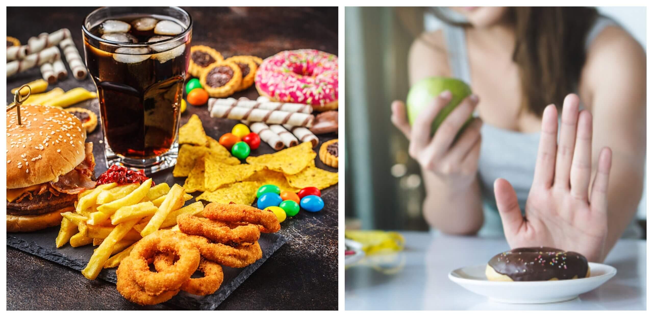 8 alimentos que debes evitar para tener un hígado sano