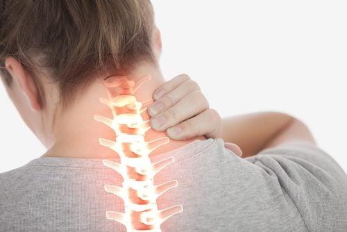 Tensión muscular a causa de la preocupación crónica