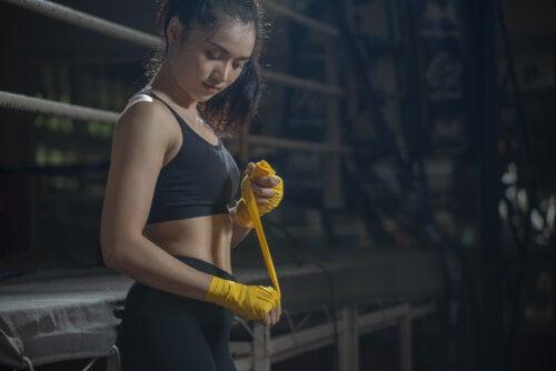 Cómo fortalecer las muñecas con ejercicios