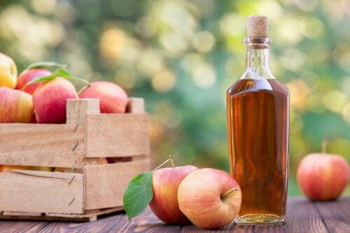 La dieta de 3 días del vinagre de manzana