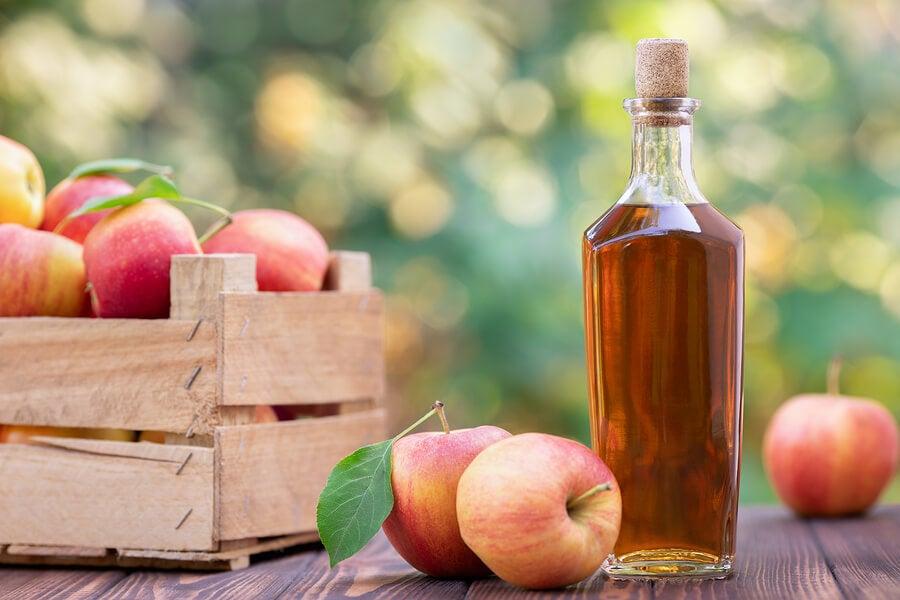 La dieta de 3 días del vinagre de manzana — Mejor con Salud