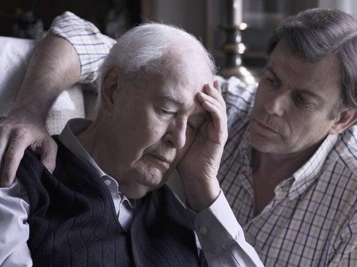 El síndrome del cuidador en los familiares de pacientes con Alzheimer