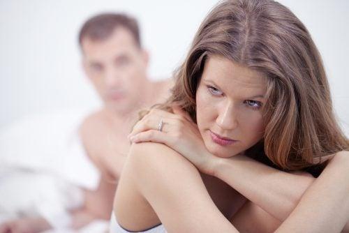 Tipos de anorgasmia femenina y posibles soluciones