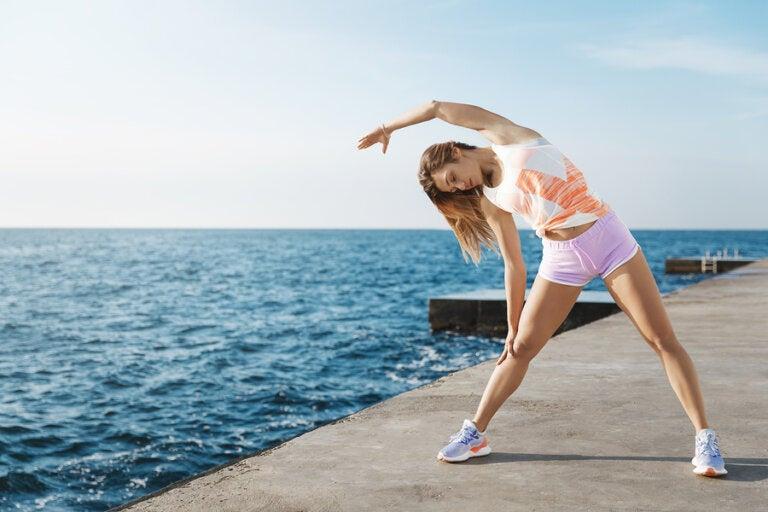 6 ejercicios de estiramiento muscular
