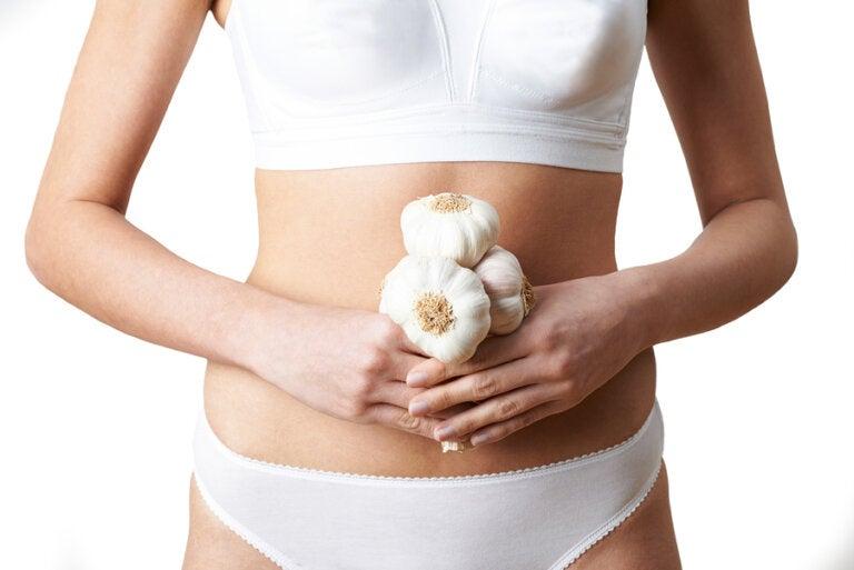 ¿Es conveniente usar el ajo para el tratamiento de los hongos vaginales?