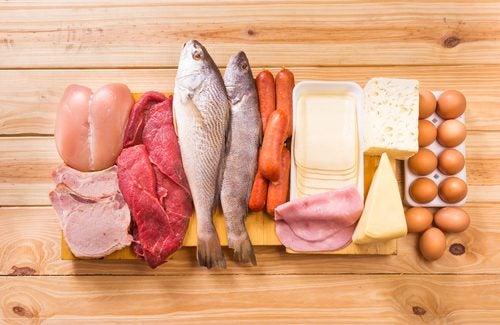 Los riesgos de llevar una dieta alta en proteínas