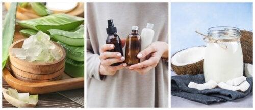 Remedios naturales para el tratamiento de la calvicie