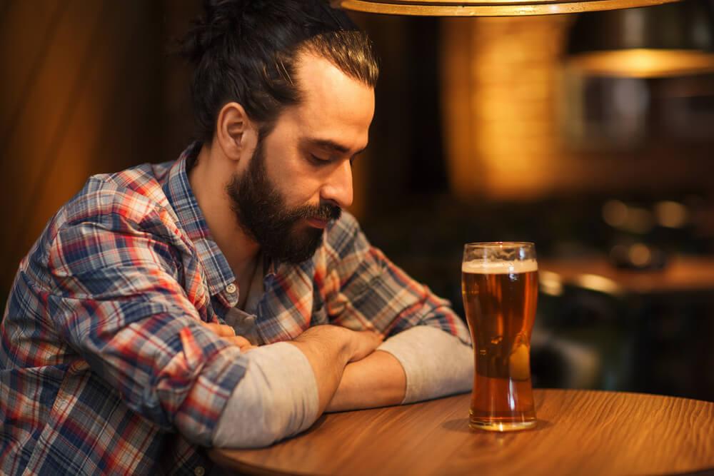 impaciencia bebidas alcohólicas
