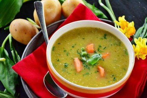 como hacer la dieta de la sopa quemagrasas