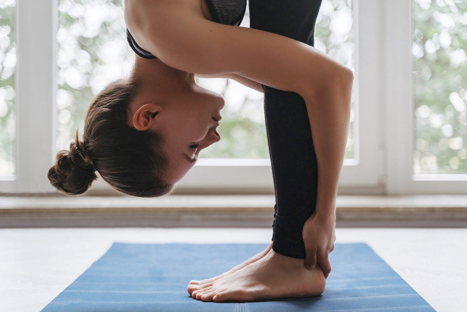 Ejercicios físicos para aumentar la flexibilidad.