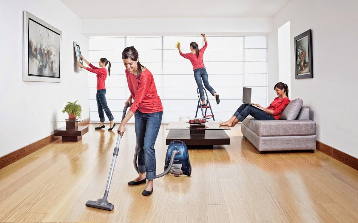 10 consejos para mantener limpio tu hogar