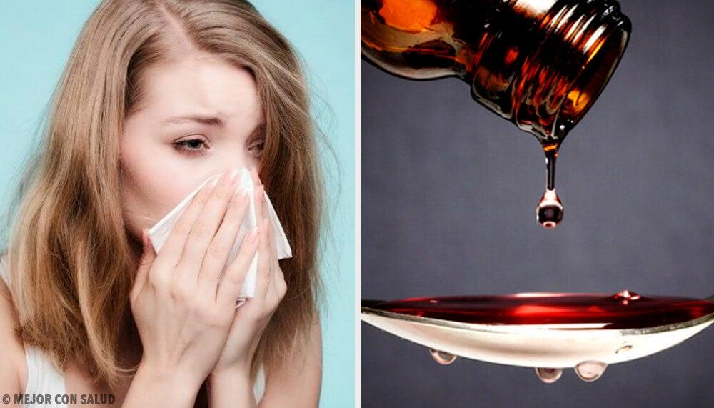 3 jarabes que puedes hacer en casa para tratar la tos
