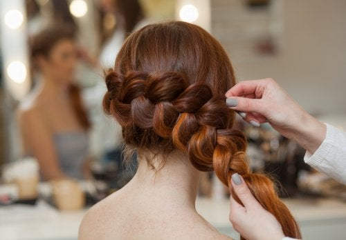 3 peinados fáciles con trenzas