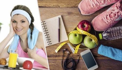 3 tipos de alimentos que debes ingerir antes de ejercitarte