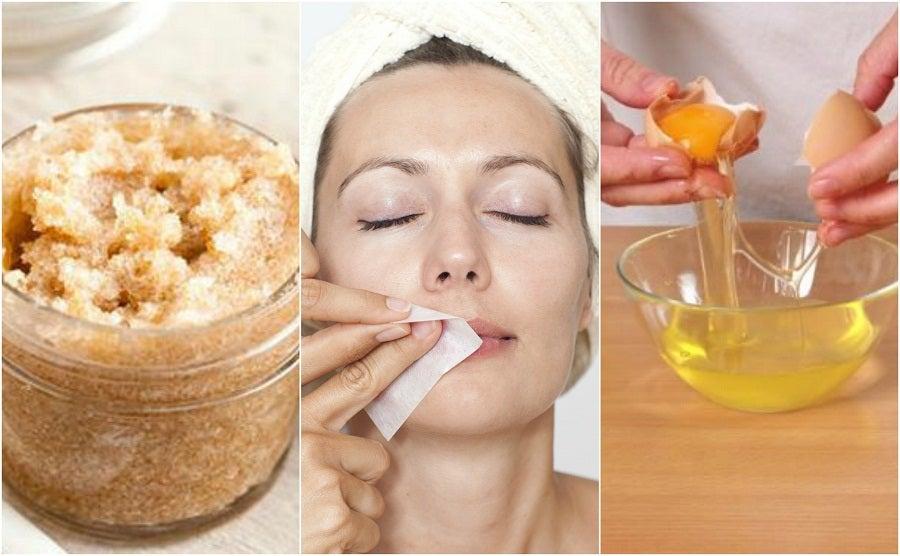 4 productos naturales que te ayudan a deshacerte del vello corporal