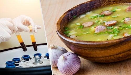 4 remedios naturales para subir las plaquetas