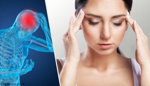 5 causas de los pinchazos en la cabeza