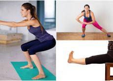 5 ejercicios para las piernas que puedes hacer en casa sin material de gimnasio