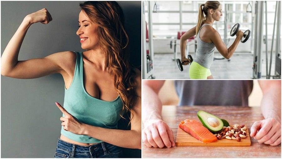 5 hábitos que debes adoptar si quieres ganar masa muscular de forma natural
