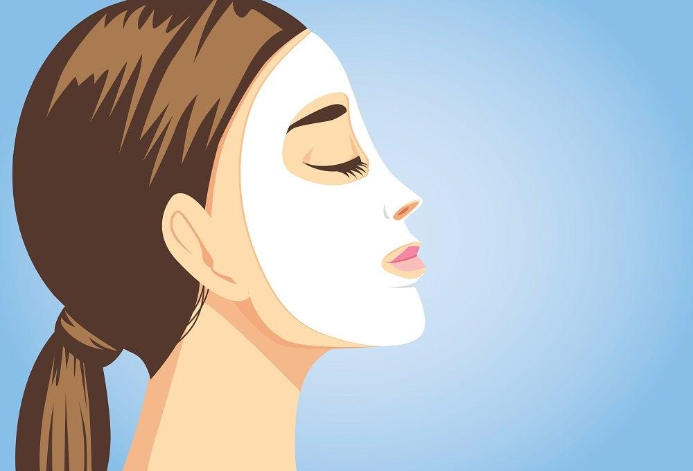 5 mascarillas faciales para tener un rostro radiante al momento
