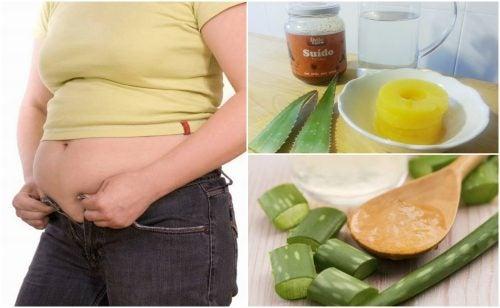 5 remedios con aloe vera que te ayudan a limpiar el colon
