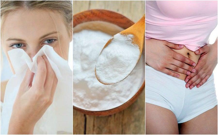 5 remedios naturales con bicarbonato de sodio que te gustará conocer
